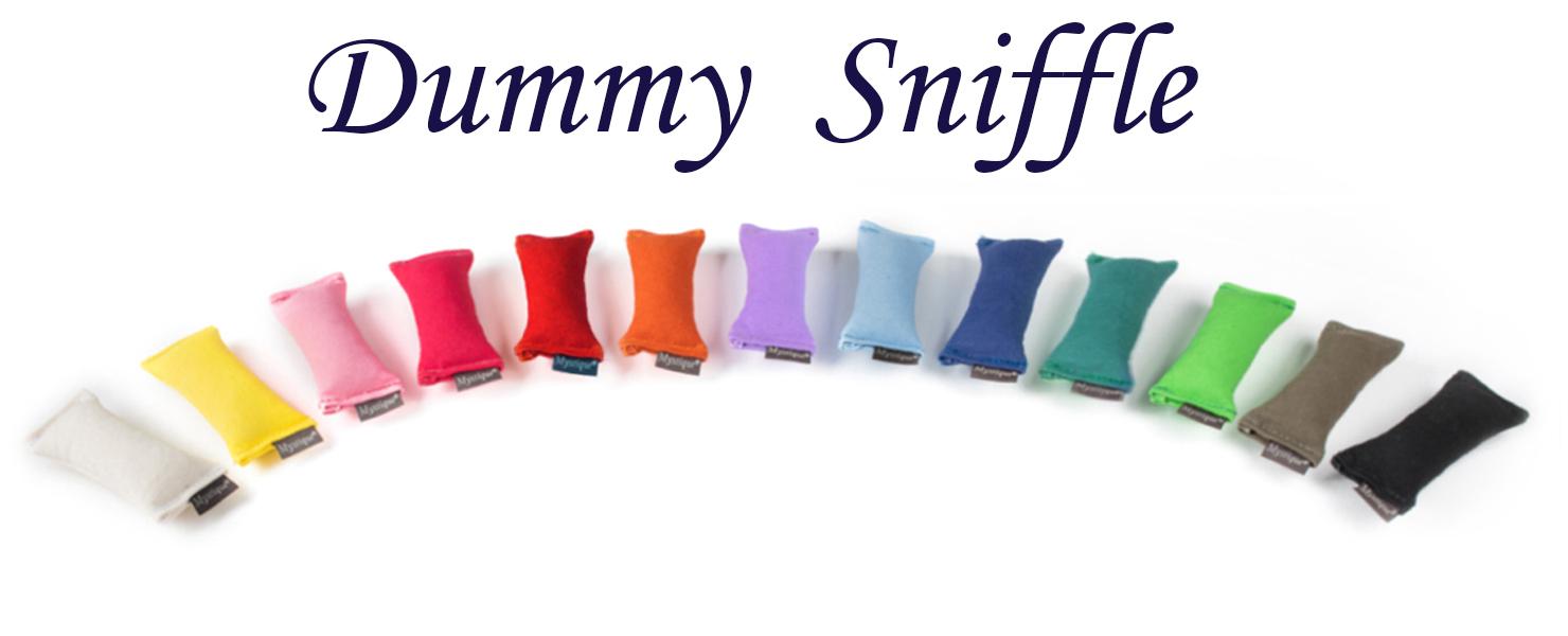 sniffle dummy