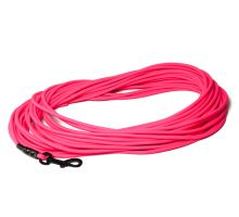 Biothane_round_tracking_leash_neon_pink_black_snap_hook_small_web