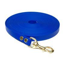 Biothane_tracking_leash_19mm_solid_brass_blue_small_web