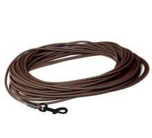 Biothane_round_tracking_leash_brown_black_snap_hook_small_web