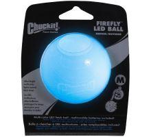Chuckit! Loptička Firefly LED Medium 6,5 cm - svietiaca