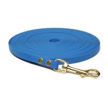 Biothane_tracking_leash_13mm_solid_brass_light_blue_small_web