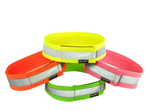 Mystique® Reflective collar 40mm