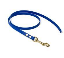 Biothane_leash_13mm_solid_brass_blue_small_web