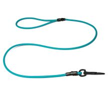 Biothane_round_leash_with_HG_light_green_black_snap_hook_small_web