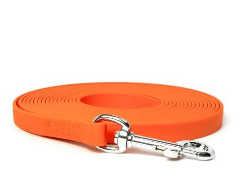 Biothane_tracking_leash_snap_hook_13mm_sewn_neon_orange_small_web