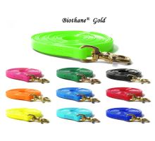 Biothane_tracking_leash_sewn_13mm_brass_trigger_hook_gold_all_colours_small_web