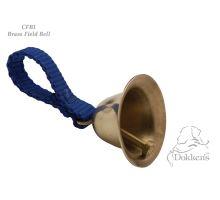 Dokken's campana classica da campo in ottone