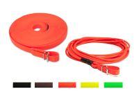Nuovi colori-Biothane guinzaglio di tracking un guinzaglio da traccia di sangue rotondo