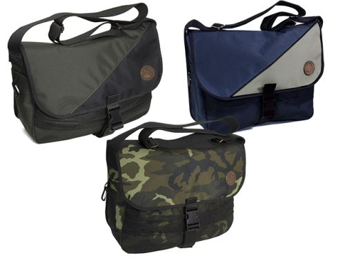 Mystique® Dummy bag profi v nových farbách námorná modrá, kamufláž a lovecká zelená