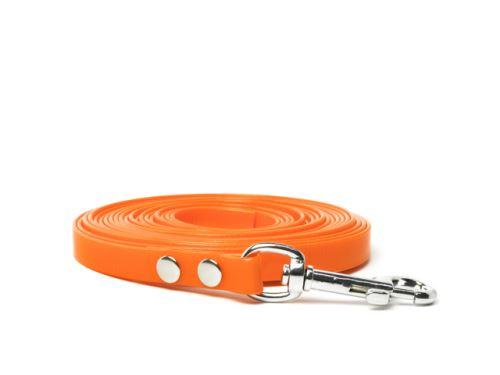 Biothane_tracking_leash_riveted_13mm_snap_hook_orange_small_web
