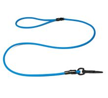 Biothane_round_leash_with_HG_light_blue_black_snap_hook_small_web