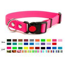 Mystique® Biothane collier safety click 16mm
