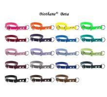Mystique® Biothane collier pour d'arret 16mm
