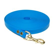 Biothane_tracking_leash_19mm_solid_brass_light_blue_small_web
