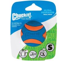 Míček Ultra Squeaker Ball – pískací