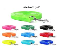 Biothane_tracking_leash_sewn_13mm_snap_hook_gold_all_colours_small_web