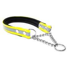 Biothane_collar_martingale_neopren_gold_reflexneon_yellow_small_web