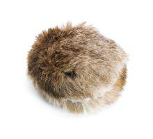 """Mystique® Dummy """"Hunting Disc full fur"""" 165g con pelliccia"""