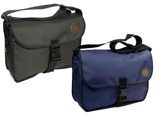 Mystique® Dummy bag classic v nových farbách námorná modrá a lovecká zelená