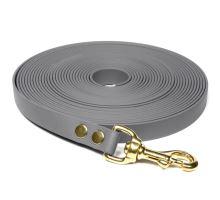 Biothane_tracking_leash_19mm_solid_brass_grey_small_web