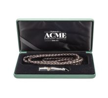 ACME sifflet 212 field trial Sterling Silver