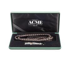 ACME píšťalka 212 field trial sterling silver
