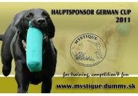German Cup 2011 als Hauptsponsor