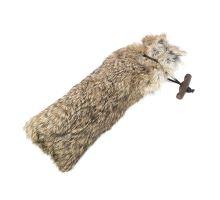 """Mystique® Dummy """"Rabbit full fur"""" 500g la moitié de la circonférence de la fourrure"""