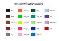 Prodotti Biothane BETA nei nuovi colori