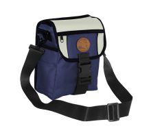 Mystique® Mini dummy taška Deluxe námorná modrá/šedá